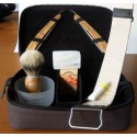 Dovo Straight Razor Travel Kit