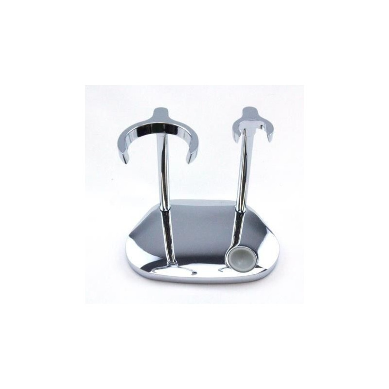Boker Chrome Straight Razor Stand