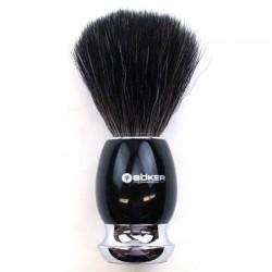 Boker Black Fibre Shaving Brush