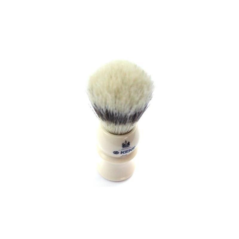 Kent Ivory Effect Bristle Shave Brush
