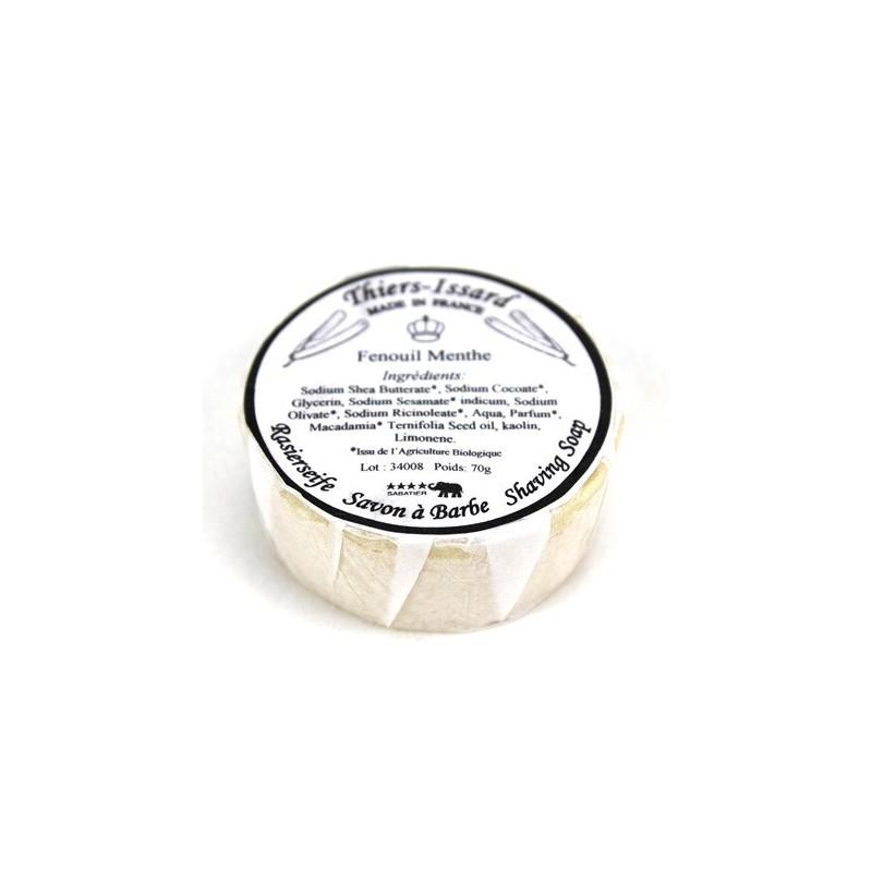 TI Shaving Soap (Menthol)