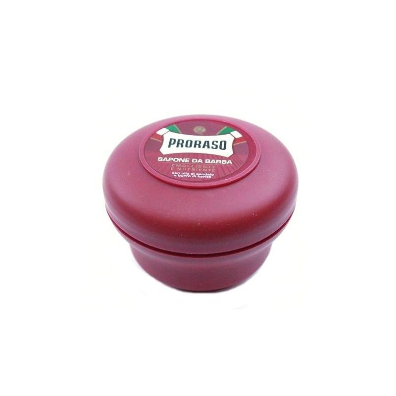 Proraso  Nourishing Shaving Soap Tub