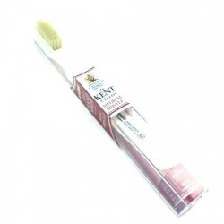 Kent Classic Real Bristle Toothbrush Medium