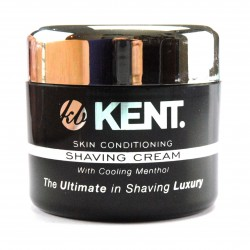 Kent Shaving Cream from The Invisible Edge