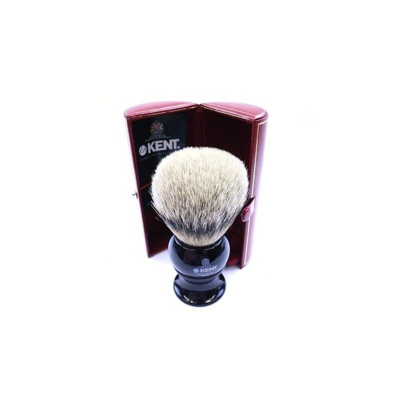 Kent King Size Silvertip Badger Shaving Brush