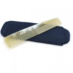 Real Horn Pocket Comb