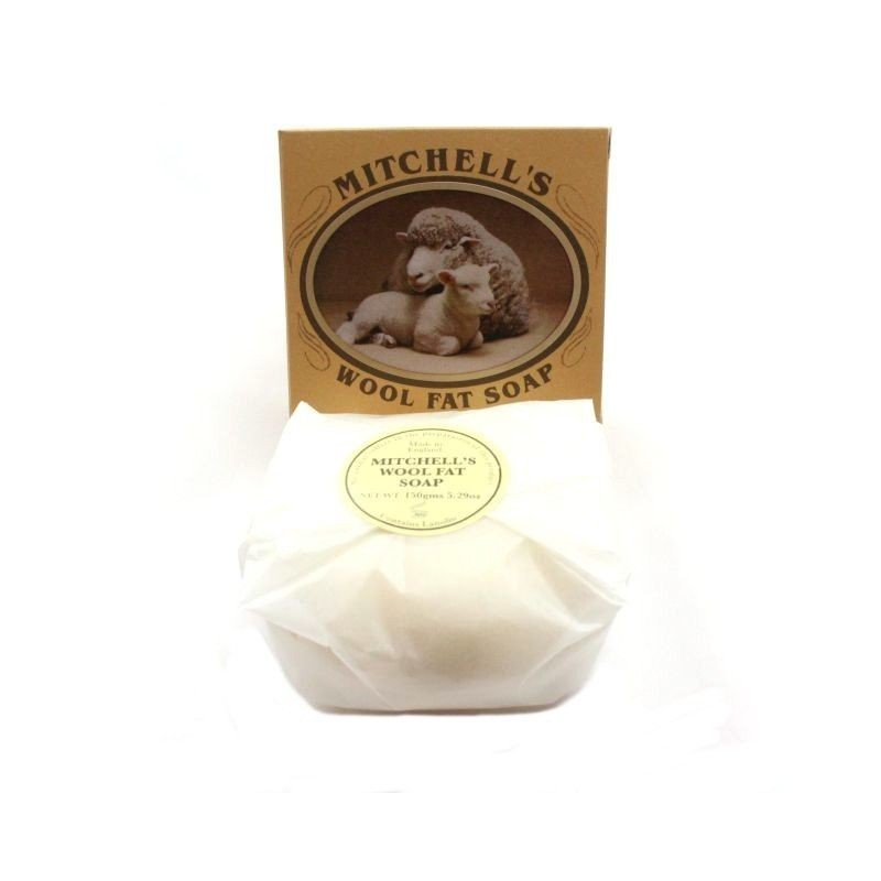 Mitchell's Wool Fat Soap