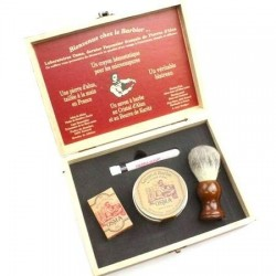 OSMA Coffret de Rasage Shaving Accessories Set