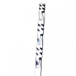 TI 5/8 Spotted Oak Chevron Spine Razor Thiers-Issard - 5