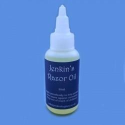 Jenkin's razor oil