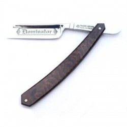 TI Snakewood French Nose Dominator Razor