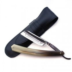 Thiers Issard Blonde Horn French Nose Razor