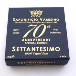 "Saponificio Varesino 70th Anniversary ""Settantesimo"" Special Edition Bath Soap"