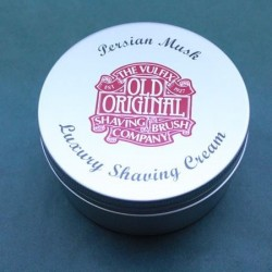 Vulfix Persian Musk Shaving Cream Tub