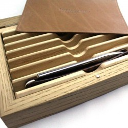Thiers Issard Deluxe Oak Box for 7 Razors Thiers-Issard - 1