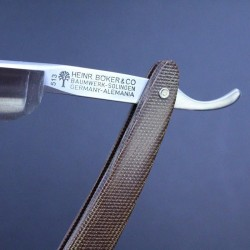Boker Brown Canvas Razor 140509