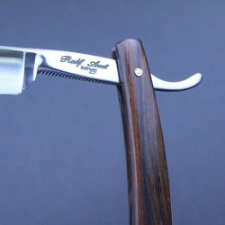 Ralf Aust Cocobolo Spanish Point Razor
