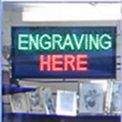 Engraving Service  - 1