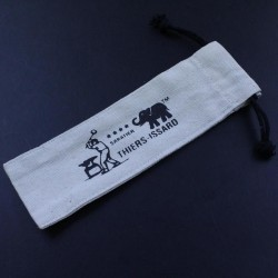 Thiers Issard Cotton Razor Pouch