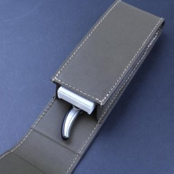 Dovo Shavette Case with Shavette and Blades