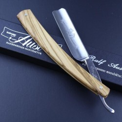 Ralf Aust 5/8 Olivewood Razor with Spanish Point