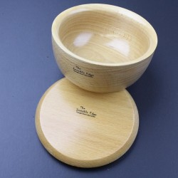 Invisible Edge Beech Soap Bowl