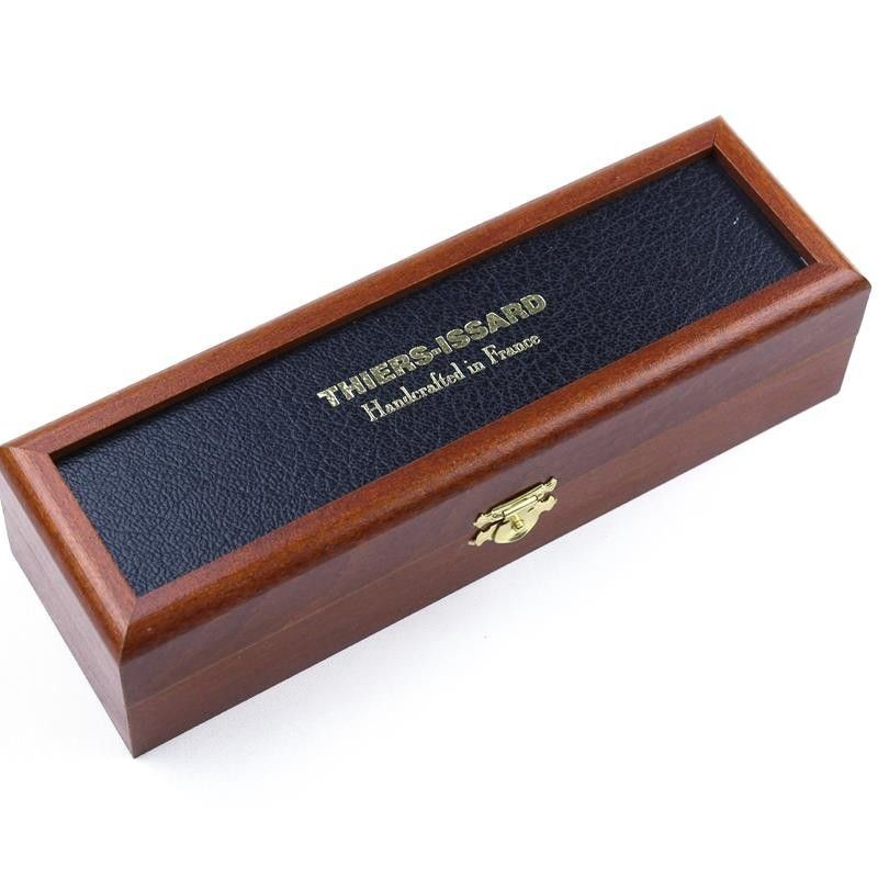 Thiers Issard Deluxe Beech Box For One Razor