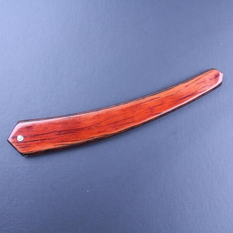 TI 7/8 Red Stamina Replacement Razor Handle