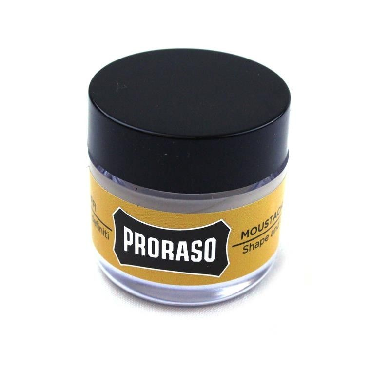 Proraso Wood and Spice Moustache Wax