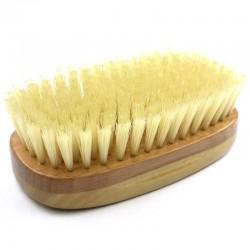 Kent Rectangular Satinwood Hairbrush