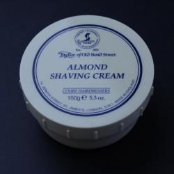 Taylor of Old Bond Street Almond Shaving Cream Taylor of Old Bond Street - 1