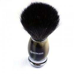 Boker Classic Horn Shave Brush