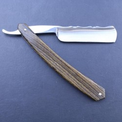 Thiers Issard 6/8 Razor with Bocote Scales and Festonne Spine