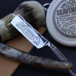 TI 6/8 Ram's Horn Razor with Le Chasseur Mark