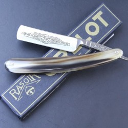 Thiers Issard Blonde Horn Grelot Medaille d'Or Razor