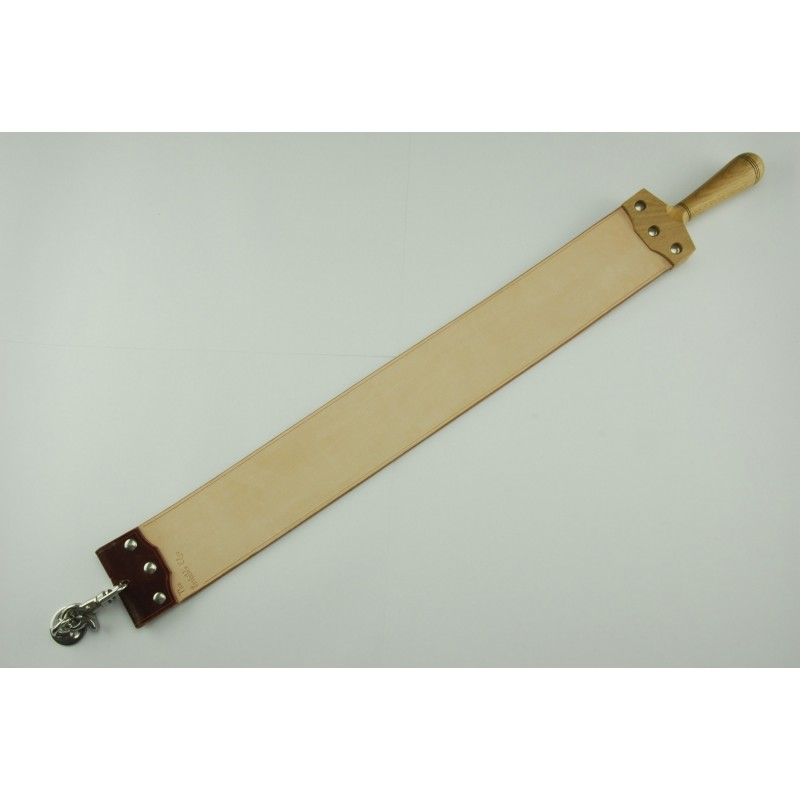 Oak Handle Superleather(TM) Custom Hanging Strop
