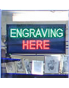 Straight Razor Engraving Service