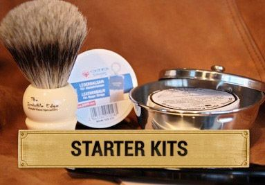 Cutthroat Razor Starter Kits